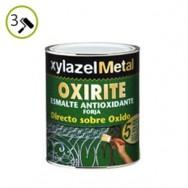 Oxirite Esmale metalíco Forja