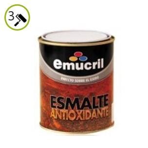 Emucril Esmalte Antioxidante Liso Brillante
