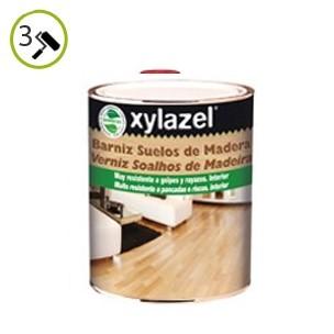 Xylazel Barniz suelos de Madera