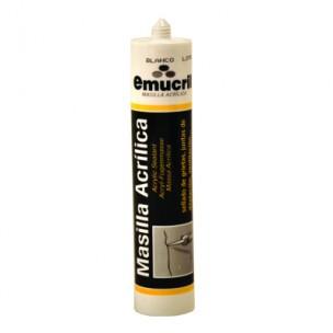 Masilla acrilica Emucril