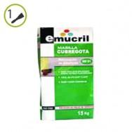 Masilla cubregota EM-01 Emucril