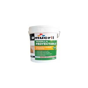 Masilla proyectable Emucril
