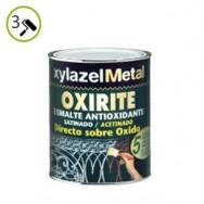 Oxirite Esmalte metálico Satinado