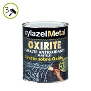 Oxirite Esmalte metálico Martelé