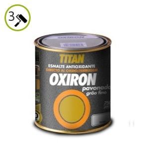 Oxirón Pavonado Titan