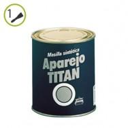 Masilla Aparejo sintetico Titan