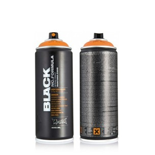 Montana Black 400 ML (uso graffiti)