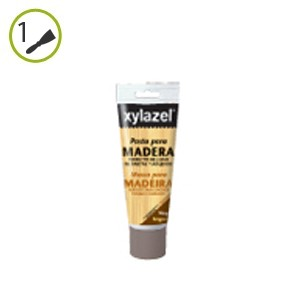 Xylazel pasta para madera en tubo