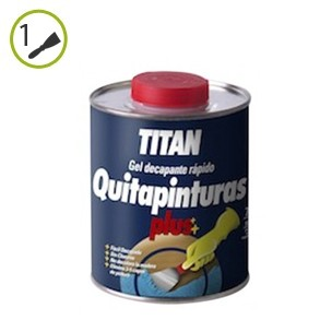 Quitapinturas Plus Titan.