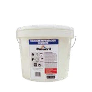 Emucril Silicium imprimacion cemento