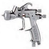 Pistola de pintura 3300 Pro Gravedad 1.8 HVLP Sagola