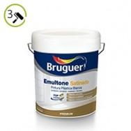 Emultone Satinado Bruguer Blanco