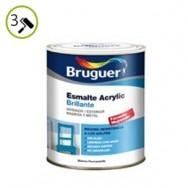 Esmalte Acrylic Brillante Bruguer