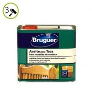 Aceite para teca Bruguer