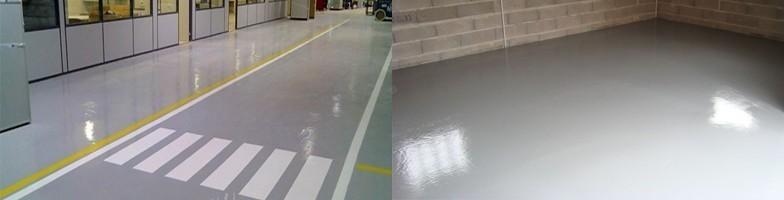Pintar suelos comprar pinturas - Pintar suelo de cemento ...