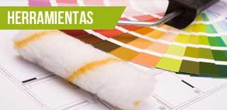 Tu tienda online de pintura 'Pinturas ACF', herramientas